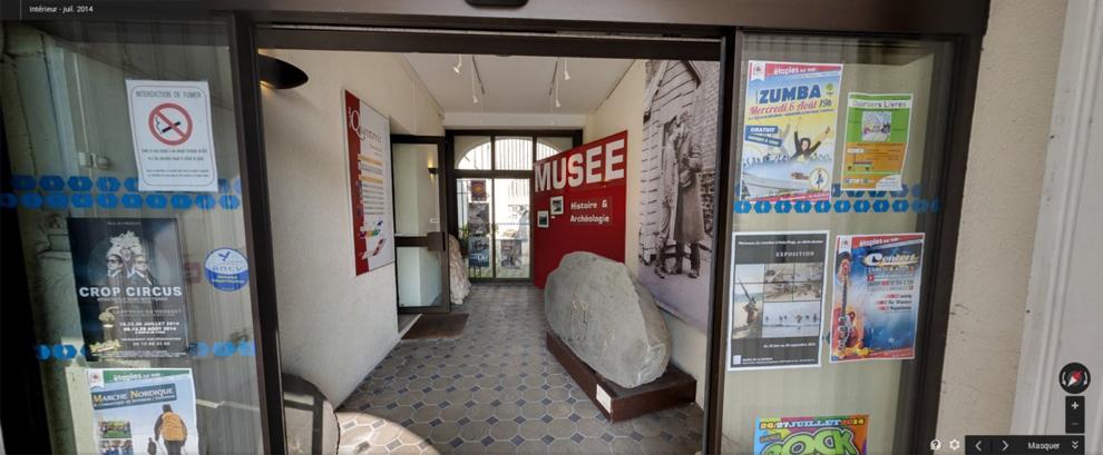 Visite Virtuelle du Musée Quentovic